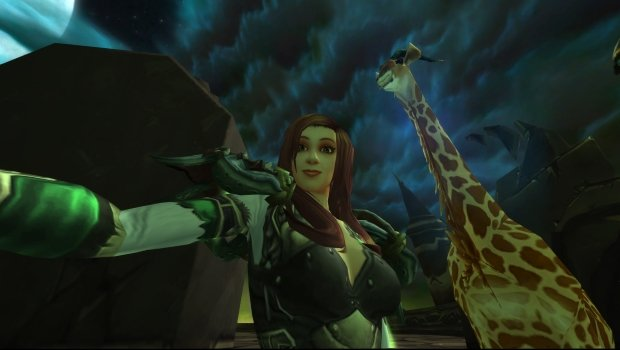 Blood Pact: Warlock-themed battle pets