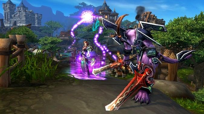 how to play demonology warlock legion