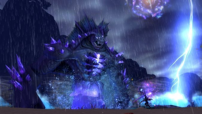 Watch us weather the storms in Legion's Eye of Azshara dungeon
