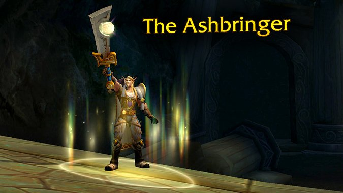 Ashbringer Artifact