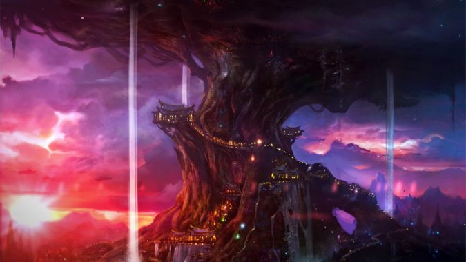 Know Your Lore: The World Trees of Azeroth | Blizzard Watch