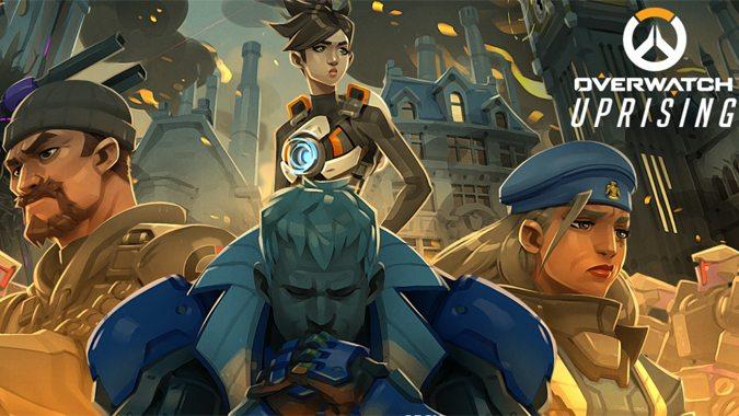 New Overwatch Comic Uprising Blizzard Watch