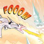 Webcomic Wrapup: Internet dragons