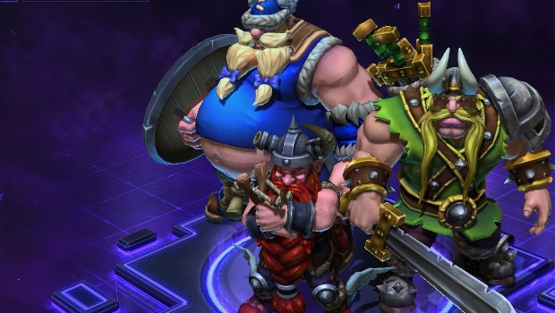Heroes of the Storm patch