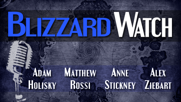 Blizzard Watch Podcast