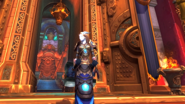 Meaning no disrespect to the rogues out there.  They just aren't draenei.