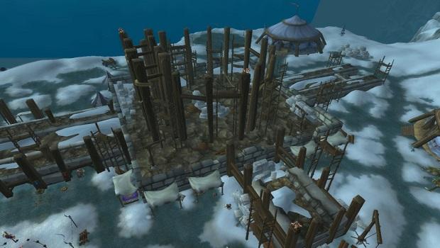 Building the Argent Tournament Coliseum
