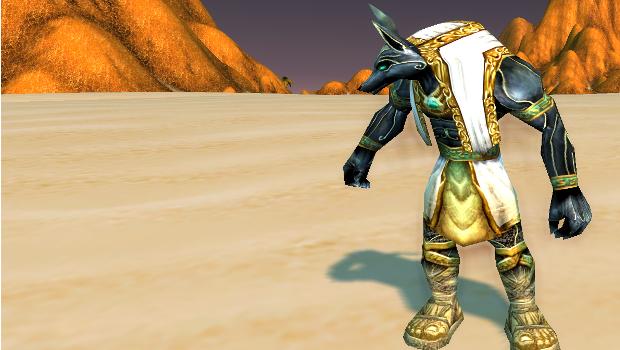 anubisath idol pet battle humanoid sand