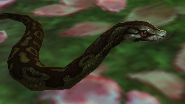 death adder hatchling battle pet beast