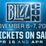 Get your goody bags! BlizzCon tickets on sale this week