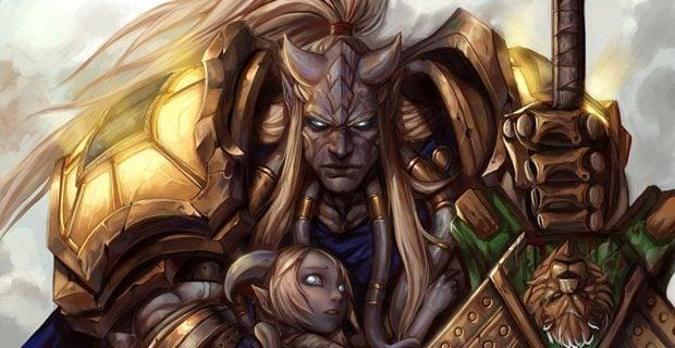 Draenei lore and character development