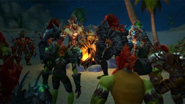 warcraft zandalari trolls