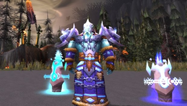 Still want my totems back in general, though.