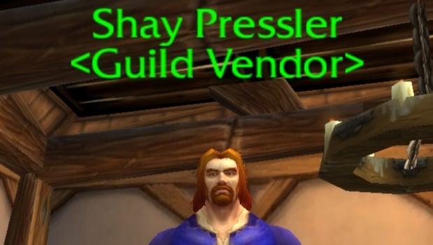 stormwind guild vendor