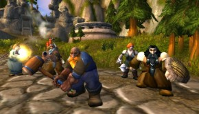How to find a group in WoW Classic