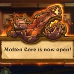 Hearthstone's Blackrock Mountain: Molten Core guide