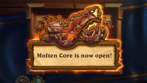 Molten Core Hearthstone