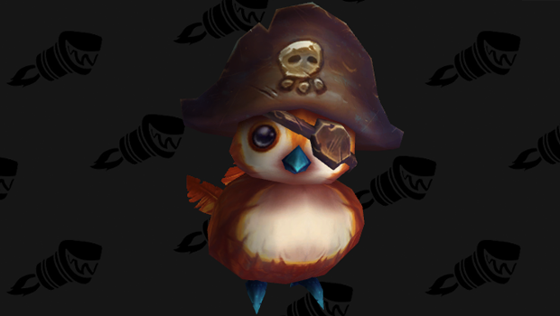 Pirate Pepe courtesy of Wowhead.com