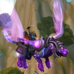 Mystic Runesaber mount now available for purchase