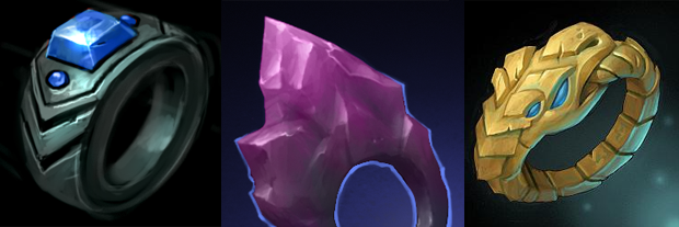 Draenic Ring Icons
