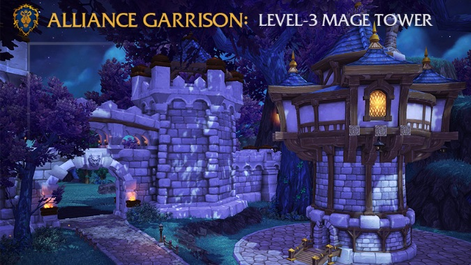 alliance mage tower header