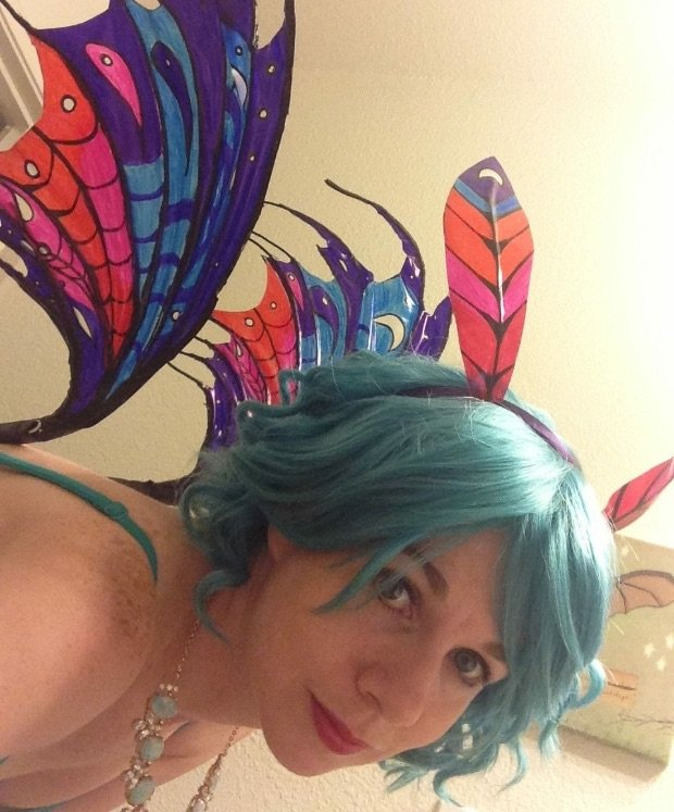 brightwing cosplay pax prime 2014