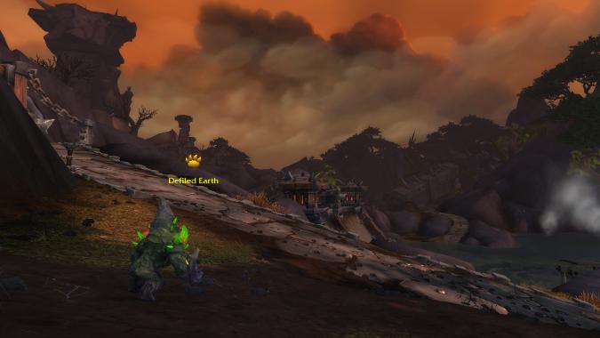 defiled earth pet battle