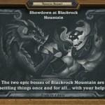 Hearthstone's Tavern Brawl Mode: Blackrock Mountain week