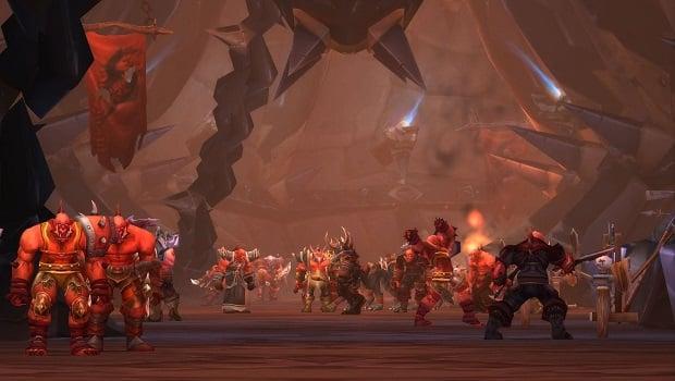Shattered Halls orcs