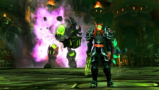 Holy Paladin tips for Hellbreach and Halls of Blood
