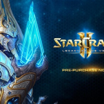 Legacy of the Void available for pre-purchase, includes prologue missions and other Blizzard extras