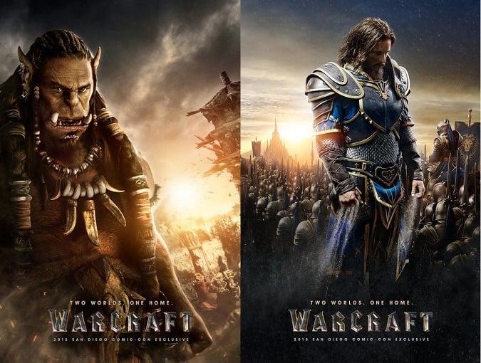 durotan lothar posters warcraft movie