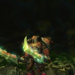 The Warrior's Charge: Warrior gear in Hellfire Citadel
