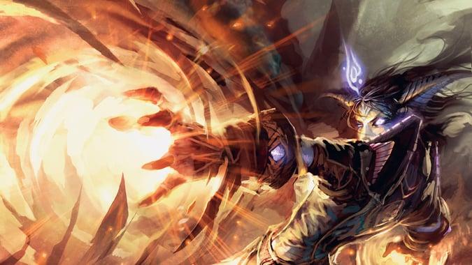 gladiator_wow_tcg_combat