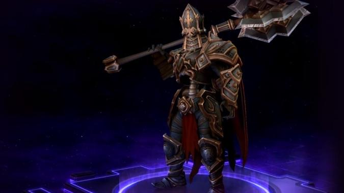 leoric master header