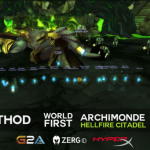 Method gets world first Mythic Archimonde kill