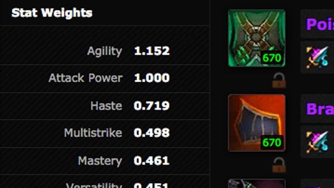 shadowcraft-stat-weights-detail