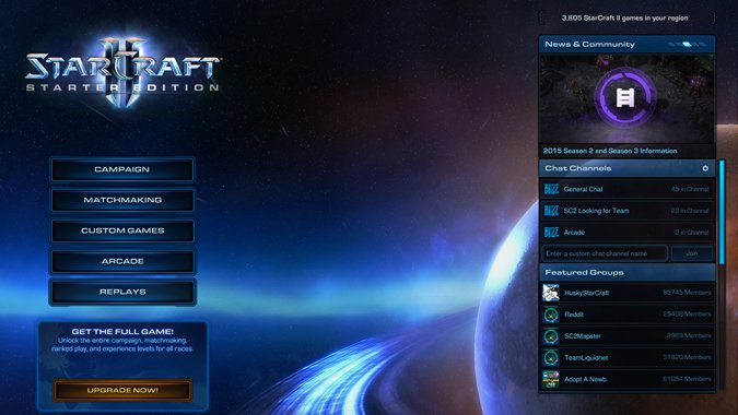 starcraft 2 matchmaking takes forever