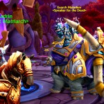 Lightsworn: Who will be our Class Hall Champions?