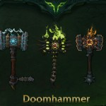 Legion gives each class and spec artifact weapons of untold power