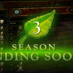 Diablo 3's third season ending soon