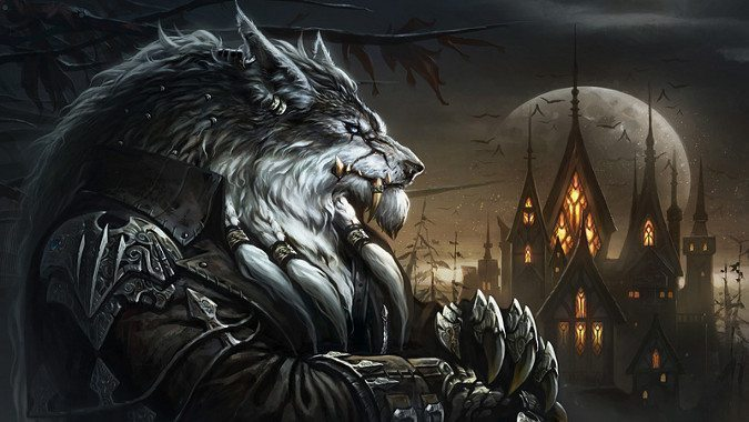 Know Your Lore: Genn Greymane | - 57.0KB