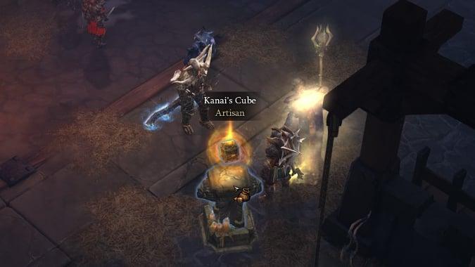 Kanai's Cube Artisan