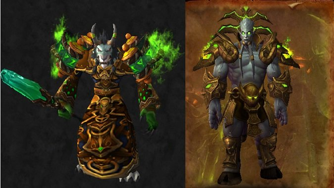 Legion Cloth