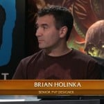 Lead PVP Designer Brian Holinka is leaving World of Warcraft