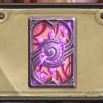 Hearthstone's September card back revealed: Exodar's Exodus