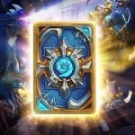 Hearthstone's eSports Power Core card back