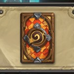 Hearthstone's August card back revealed: Tournament Grounds