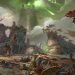 Interview: Dave Kosak talks Class Halls, Flying, and more from Legion