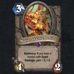 Master of Ceremonies and other new The Grand Tournament cards